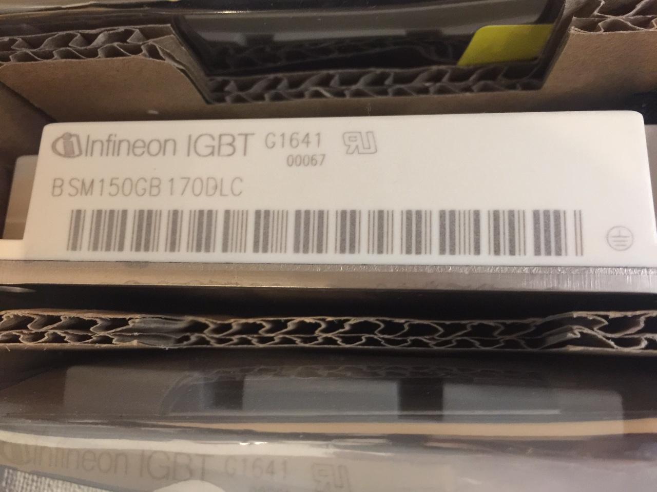 Bộ IGBT-BSM150G170DLC