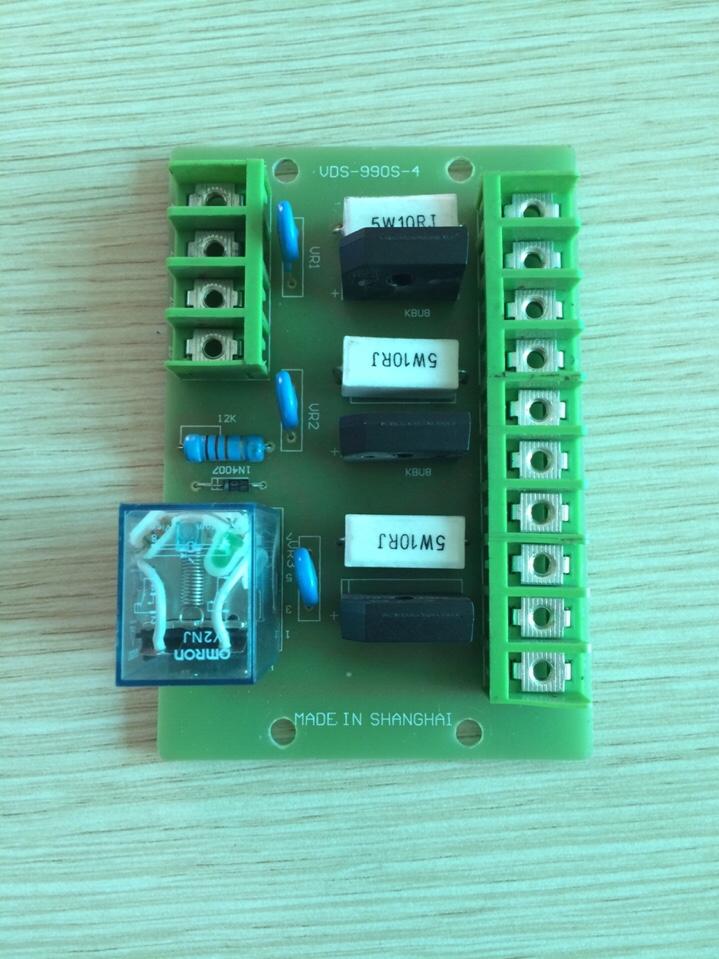Bo mạch điều khiển MC 6kV  VDS 990S-1