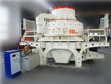 Máy nghiền cát nhân tạo Model 6HC1145